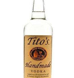Tito's Handmade Vodka 1.0L