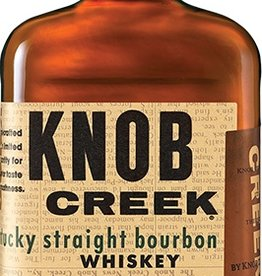 Knob Creek Bourbon 9 Year Old Small Batch 750ml