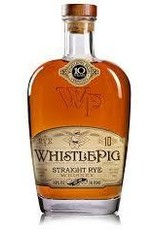Whistle Pig 10 year Straight Rye 750ml