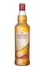 "Dewars Scotch ""White Label"" 750ml"