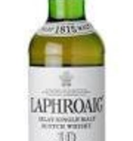 Laphroaig Scotch 10 Year 750ml