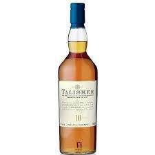 Talisker Scotch 10 Yr 750ml