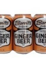 Barritt's Ginger Beer Cans 6pk - 12oz