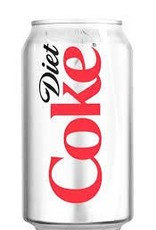 Diet Coke Can 12oz