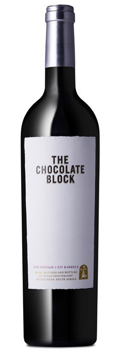 "Boekenhoutskloof ""Chocolate Block"" Blend 2016 - 750ml"
