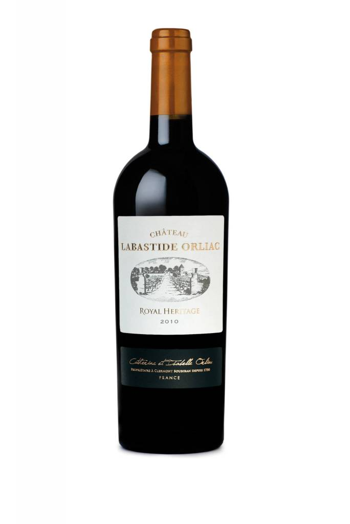 Chateau Labastide-Orliac 2010 - 750ml