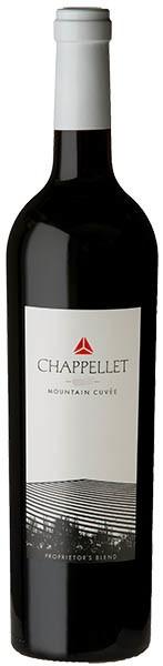 Chappellet Mountain Cuvée 2017 - 750ml