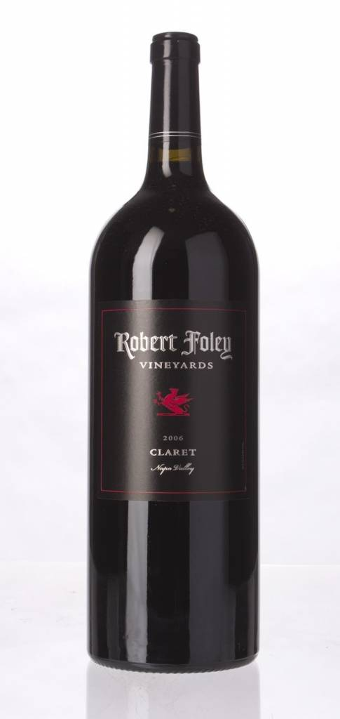 Robert Foley Claret 2012 - 1.5L