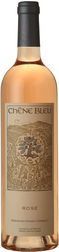 Chene Bleu Rose 2018 - 750ml