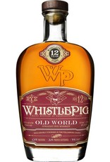 "Whistle Pig Rye 12 Year ""Old World Cask Finish"" 750ml"