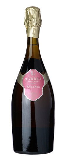 Gosset Grand Rosé NV - 750ml