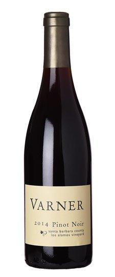 """Varner Pinot Noir """"Los Alamos Vineyard"""" 2015 - 750ml"""