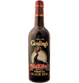 Gosling's Black Seal Rum 750ml