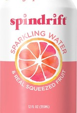 Spindrift Sparkling Water Grapefruit Can - 12oz
