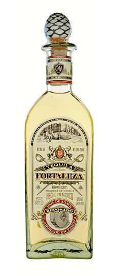 Fortaleza Tequila Reposado 750ml