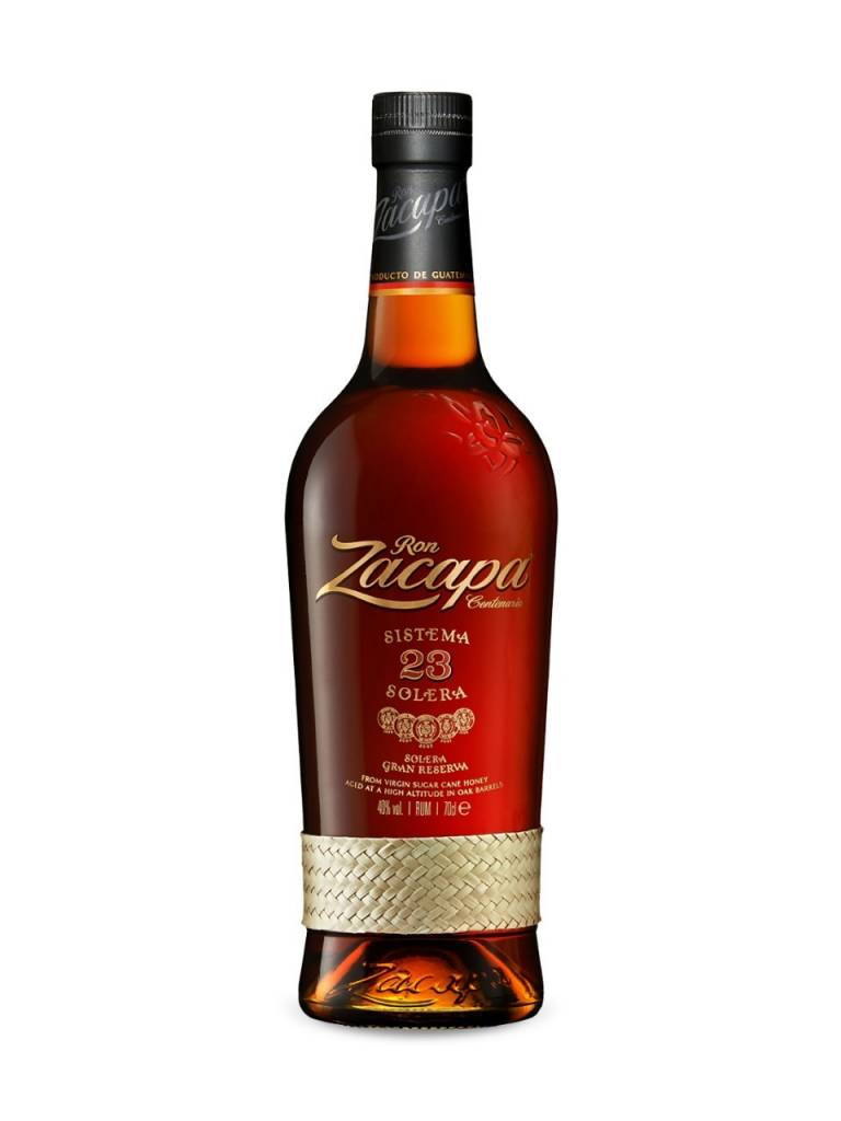 Ron Zacapa Centenario 23 Yr Old Rum 750ml