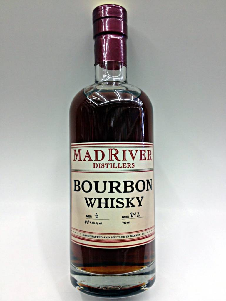 Mad River Distillers Bourbon 750ml