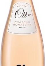 "Domaines Ott Rosé Bandol ""Château Romassan"" 2018 - 750ml"