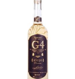 G4 Tequila Anejo 750ml