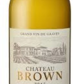 Chateau Brown Pessac-Léognan Blanc 2015 - 750ml