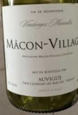 Auvigue Macon Villages 2017 - 750ml