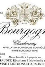 Paul Garaudet Bourgogne Blanc 2018 - 750ml