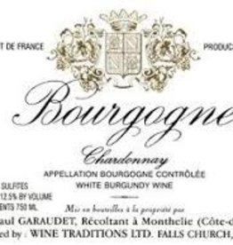 Paul Garaudet Bourgogne Blanc 2017 - 750ml