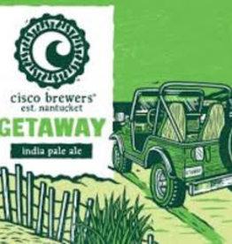Cisco Brewers Getaway IPA Cans 12pk - 12oz