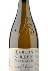"""Tablas Creek """"Esprit de Tablas"""" Blanc 2018 - 750ml"""