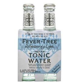 Fever Tree Light Tonic Water 4pk - 6.8oz