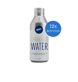 Open Water Sparkling Water Case 12/16oz