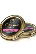 Calvisius Caviar Siberian Classic 125g / 4.4 oz