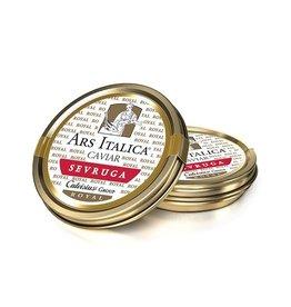Calvisius Caviar Ars Italica Sevruga Royal 28g