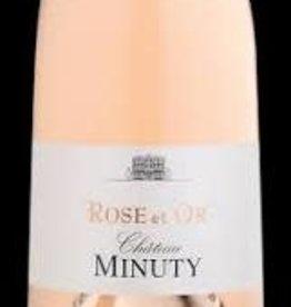 Chateau Minuty Rosé et Or 2019 - 750ml