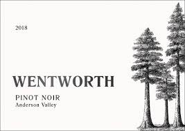 Wentworth Pinot Noir Anderson Valley 2018 - 750ml