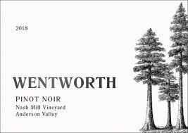 "Wentworth Pinot Noir ""Nash Mill Vineyard"" 2018 - 750ml"