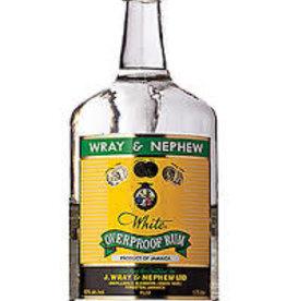 Wray and Nephew White Overproof Rum 1.75L