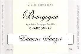 Domaine Sauzet Bourgogne Blanc 2018 - 750ml