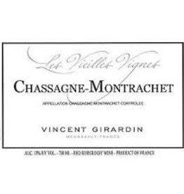 Vincent Girardin Chassagne Montrachet Vielles Vignes 2017 - 750ml