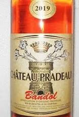 Château Pradeaux Rosé Bandol 2019 - 1.5L