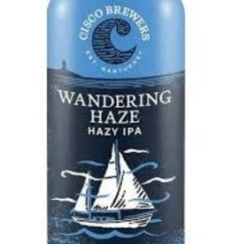 Cisco Brewers Wandering Haze Case Cans 2/12pk - 12oz