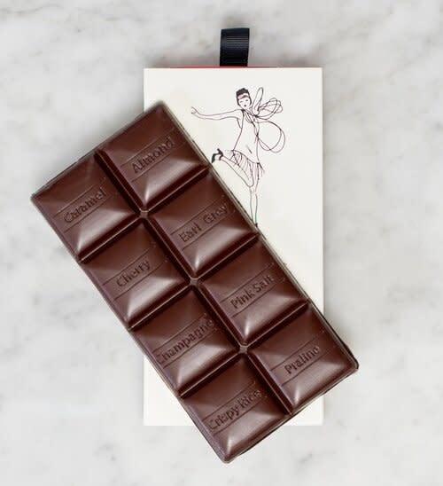 "Miss Maude's Chocolate Bar ""Why Choose?"""