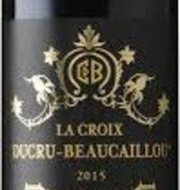 Croix de Beaucaillou Saint-Julien 2015 - 750ml