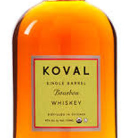 Koval Single Barrel Bourbon 750ml
