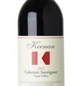 Robert Keenan Cabernet Sauvignon 2015 - 750ml