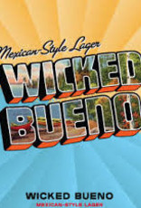Banded Brewing Wicked Bueno Mexican Lager Cans 4pk - 16oz