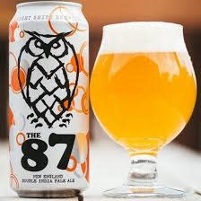 """Nightshift Brewing """"The 87"""" IIPA Cans 4pk - 16oz"""