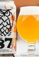 "Nightshift Brewing ""The 87"" IIPA Case Cans 6/4pk - 16oz"