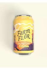 Graft Farm & Flor Dry Table Cider Case Cans 6/4pk - 12oz