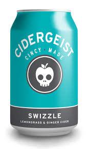Cidergeist Swizzle Cider Cans 6pk - 12oz